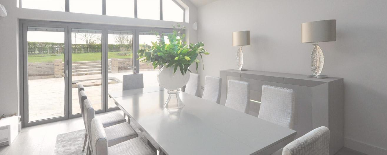 Interior Affair Dining room design
