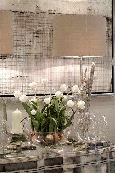 Interior Affair Showroom Lamps